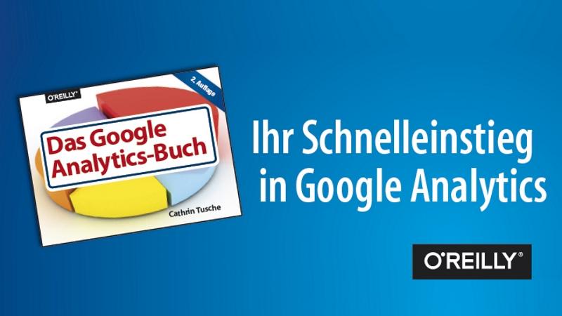 Google Analytics Buch zweite Auflage