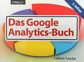 Das Google Analytics Buch von Cathrin Tusche