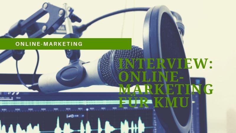 Fragen, die KMU bezüglich Online-Marketing haben, werden hier beantwortet