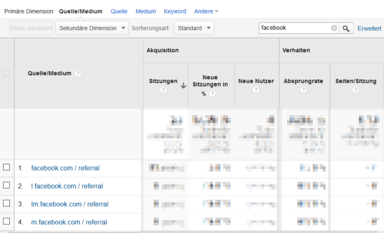 google-analytics-facebook-tracken