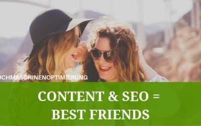 Mit der richtigen SEO- und Content-Marketing-Strategie besser ranken