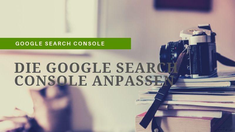 Die Google Search Console anpassen nach der Umstellung auf https