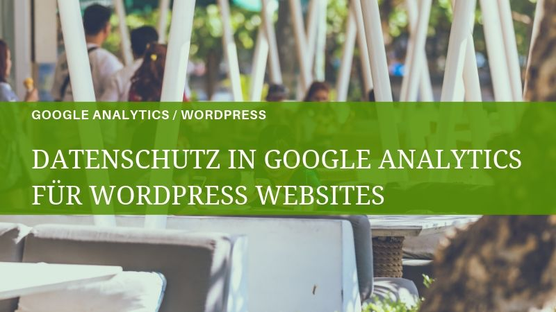 Google Analytics für WordPress-Websites