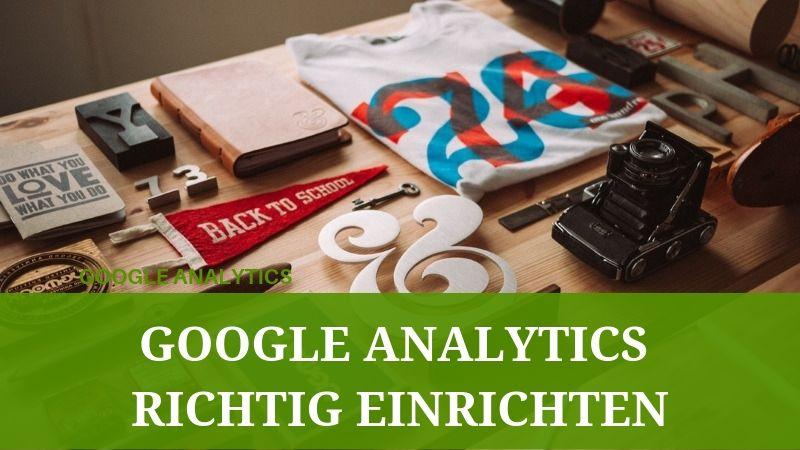 Zehn Fehler, die du in Google Analytics vermeiden solltest