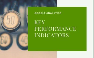 Kennzahlen und Key Performance Indicators in Google Analytics
