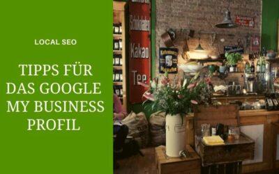 Zehn Fragen zur Optimierung des Google MyBusiness-Eintrags
